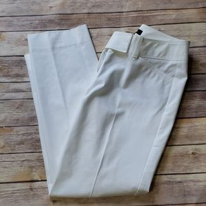 White House Black Market Trouser Slim Ankle Pants